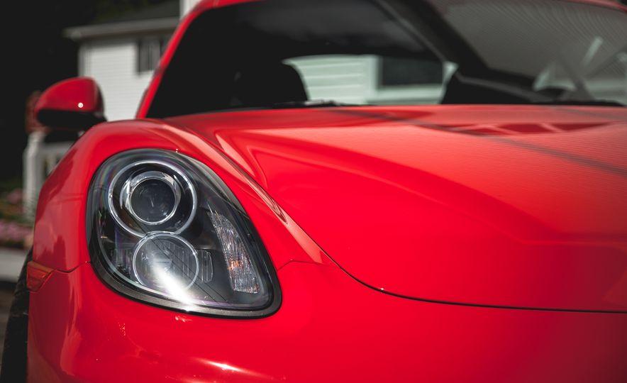2014 Porsche Cayman S - Slide 55