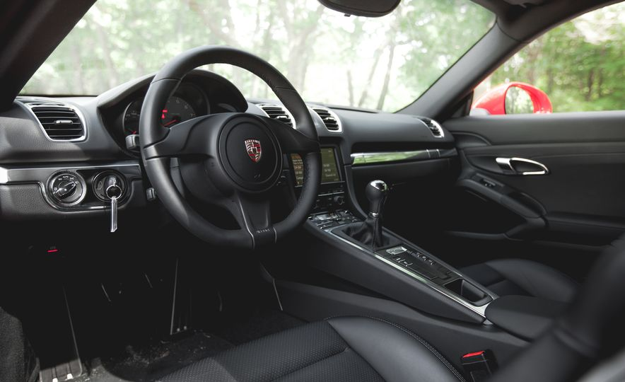 2014 Porsche Cayman S - Slide 61