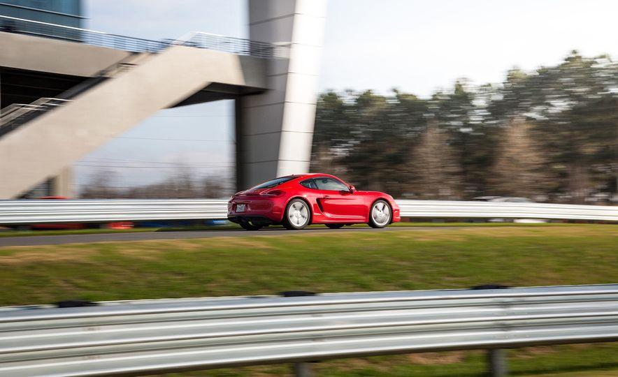 2014 Porsche Cayman S - Slide 4