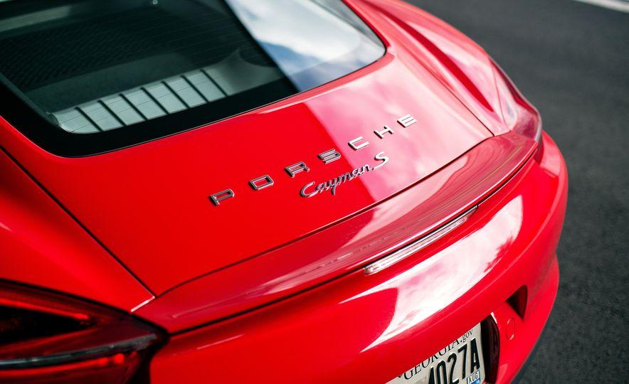 2014 Porsche Cayman S - Slide 7