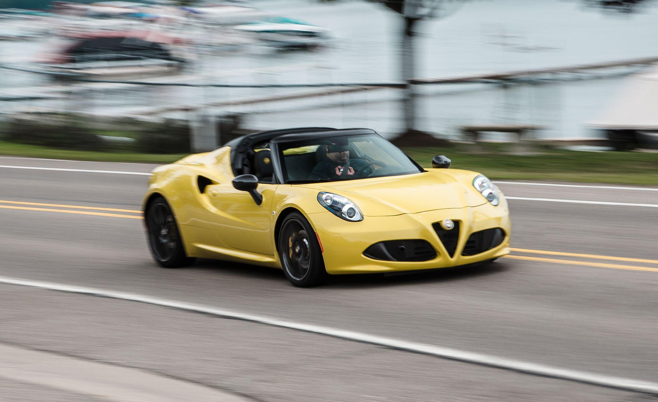 Alfa Romeo 4C Reviews   Alfa Romeo 4C Price, Photos, and Specs   Car ...