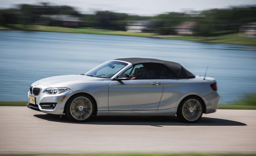 2015 BMW 228i convertible - Slide 7