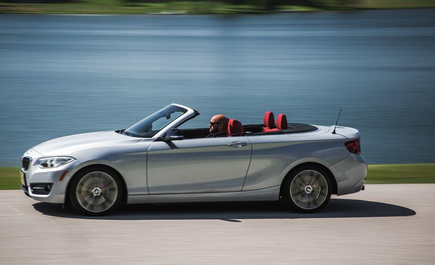 2015 BMW 228i convertible - Slide 8