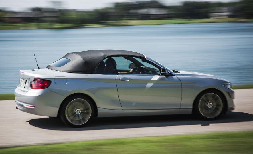 2015 BMW 228i convertible - Slide 9