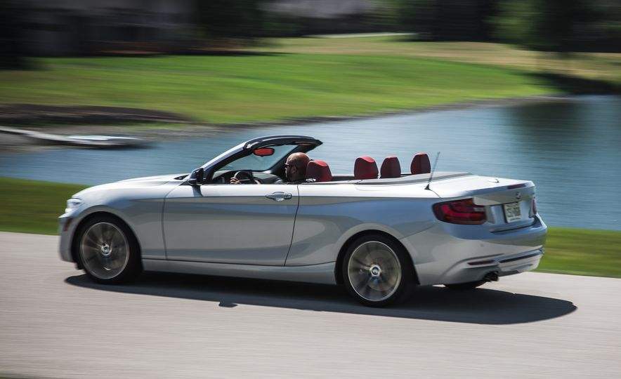 2015 BMW 228i convertible - Slide 13