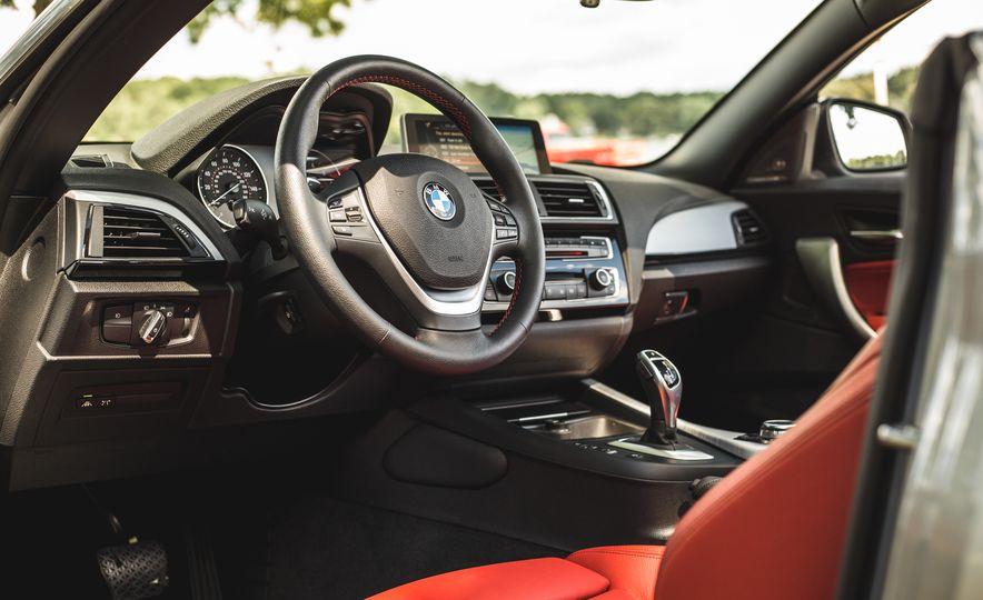 2015 BMW 228i convertible - Slide 31
