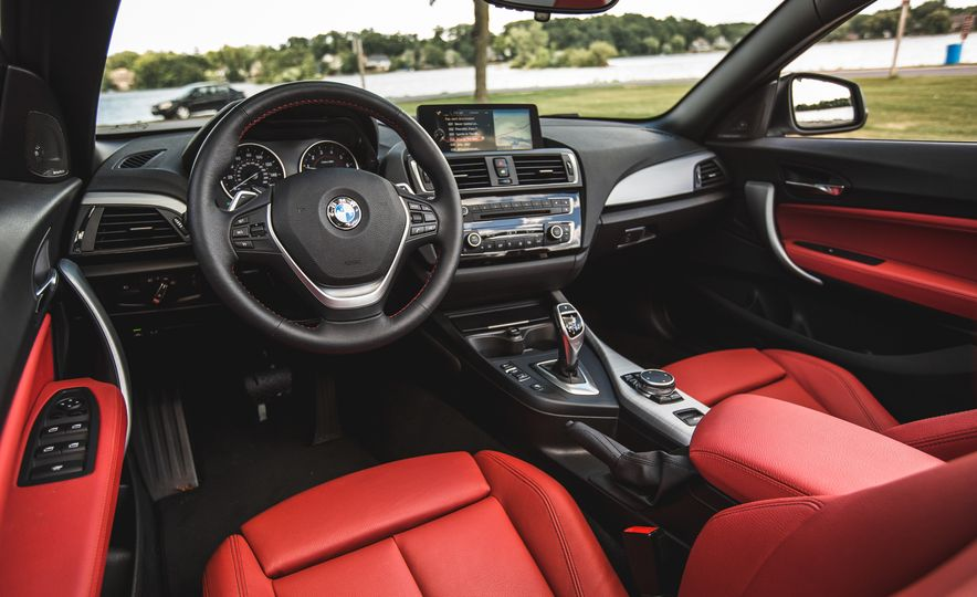 2015 BMW 228i convertible - Slide 32