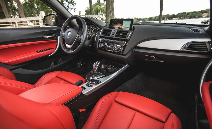 2015 BMW 228i convertible - Slide 34