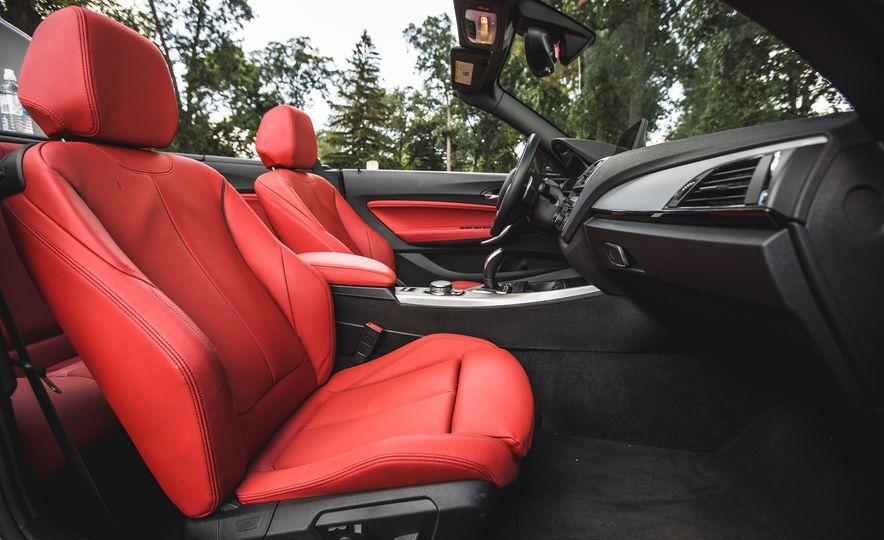 2015 BMW 228i convertible - Slide 36