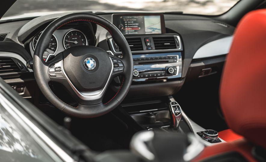 2015 BMW 228i convertible - Slide 40