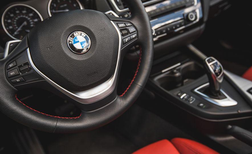 2015 BMW 228i convertible - Slide 41