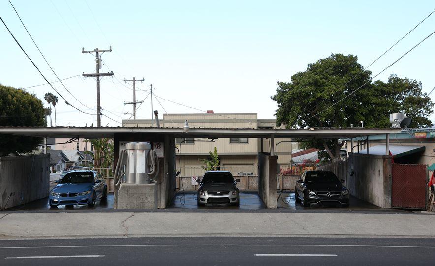 2015 Mercedes-AMG C63 S-Model, 2015 BMW M3, and 2016 Cadillac ATS-V - Slide 9