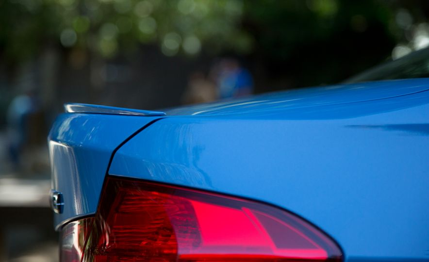 2015 Mercedes-AMG C63 S-Model, 2015 BMW M3, and 2016 Cadillac ATS-V - Slide 18