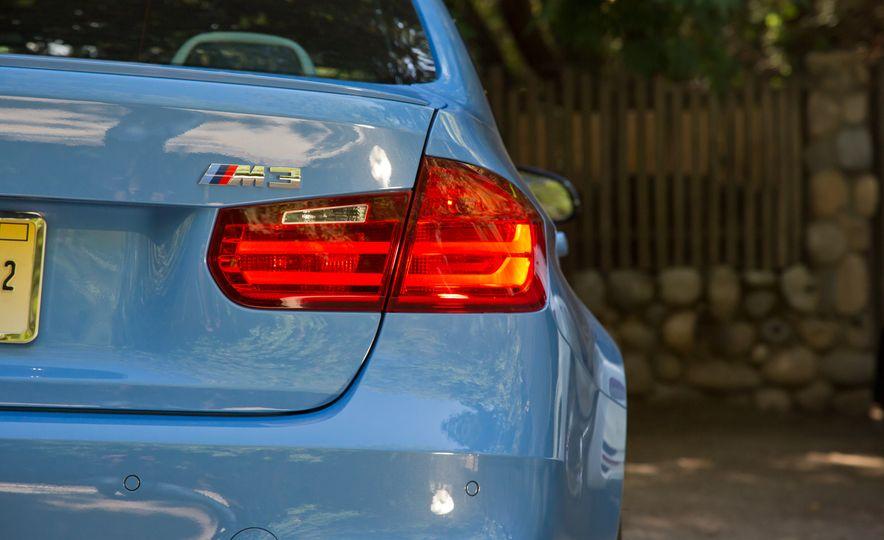 2015 Mercedes-AMG C63 S-Model, 2015 BMW M3, and 2016 Cadillac ATS-V - Slide 19