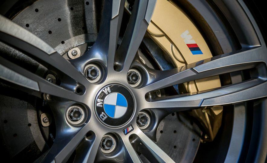 2015 Mercedes-AMG C63 S-Model, 2015 BMW M3, and 2016 Cadillac ATS-V - Slide 20