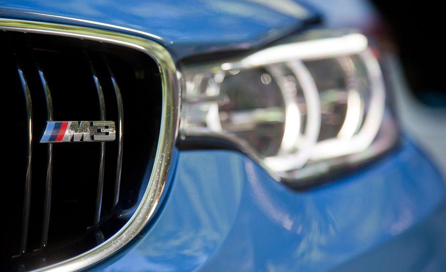 2015 Mercedes-AMG C63 S-Model, 2015 BMW M3, and 2016 Cadillac ATS-V - Slide 23
