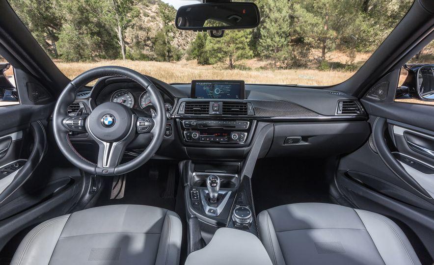 2015 Mercedes-AMG C63 S-Model, 2015 BMW M3, and 2016 Cadillac ATS-V - Slide 27