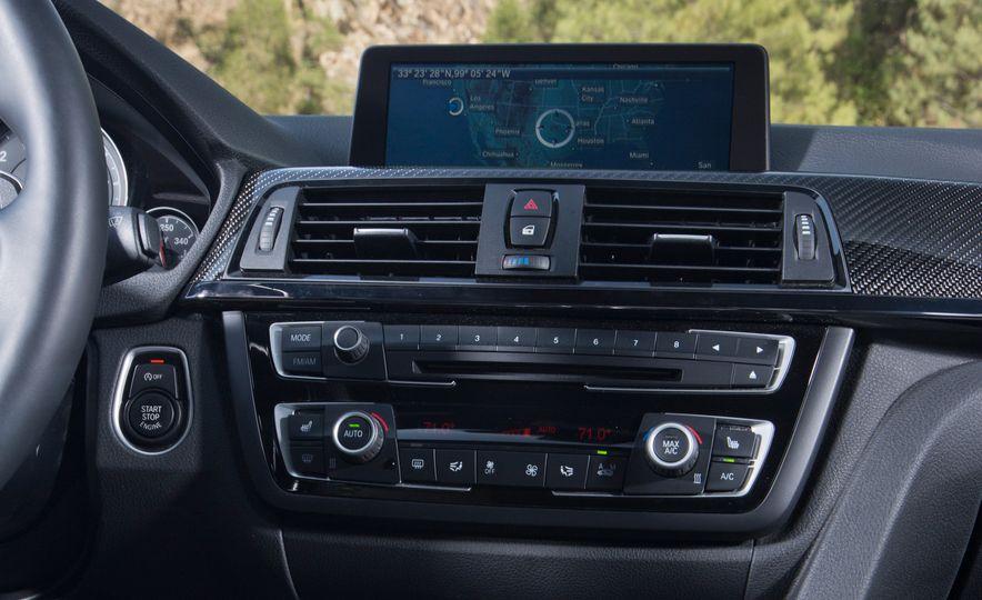 2015 Mercedes-AMG C63 S-Model, 2015 BMW M3, and 2016 Cadillac ATS-V - Slide 28