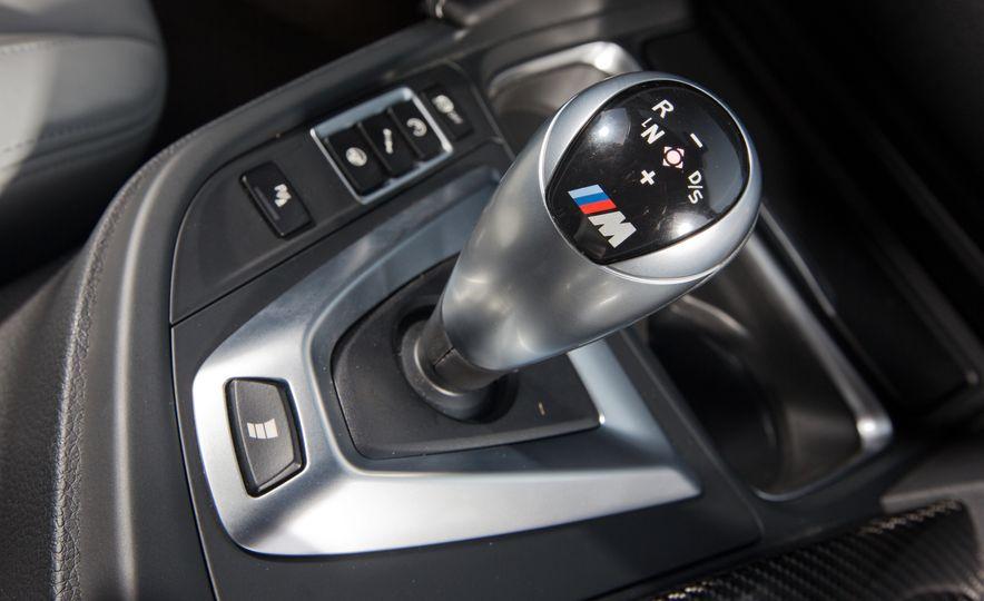 2015 Mercedes-AMG C63 S-Model, 2015 BMW M3, and 2016 Cadillac ATS-V - Slide 29