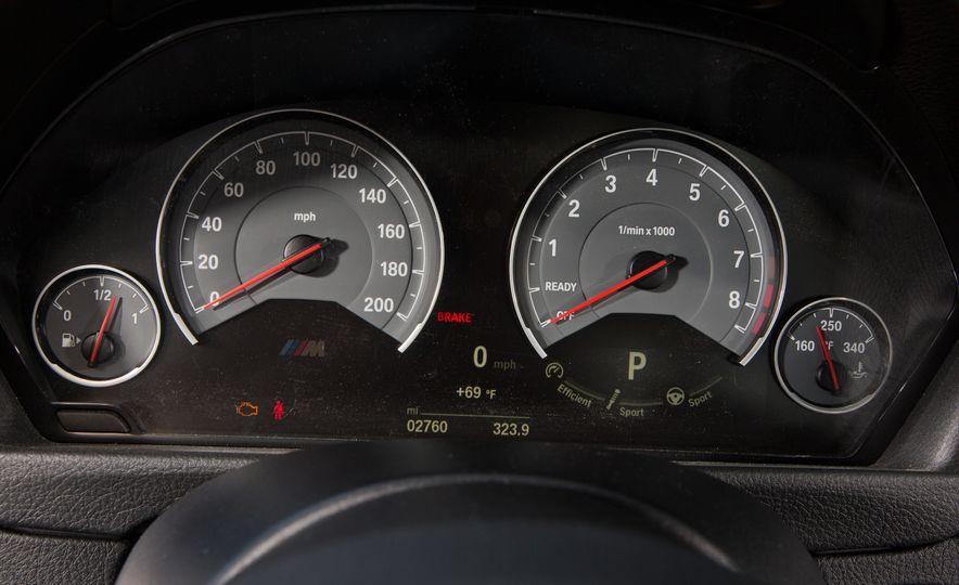 2015 Mercedes-AMG C63 S-Model, 2015 BMW M3, and 2016 Cadillac ATS-V - Slide 30