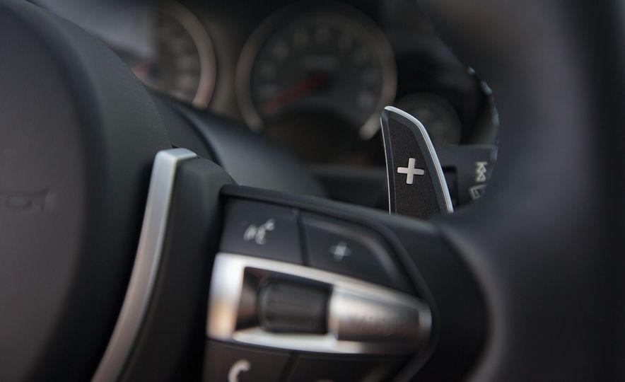 2015 Mercedes-AMG C63 S-Model, 2015 BMW M3, and 2016 Cadillac ATS-V - Slide 31
