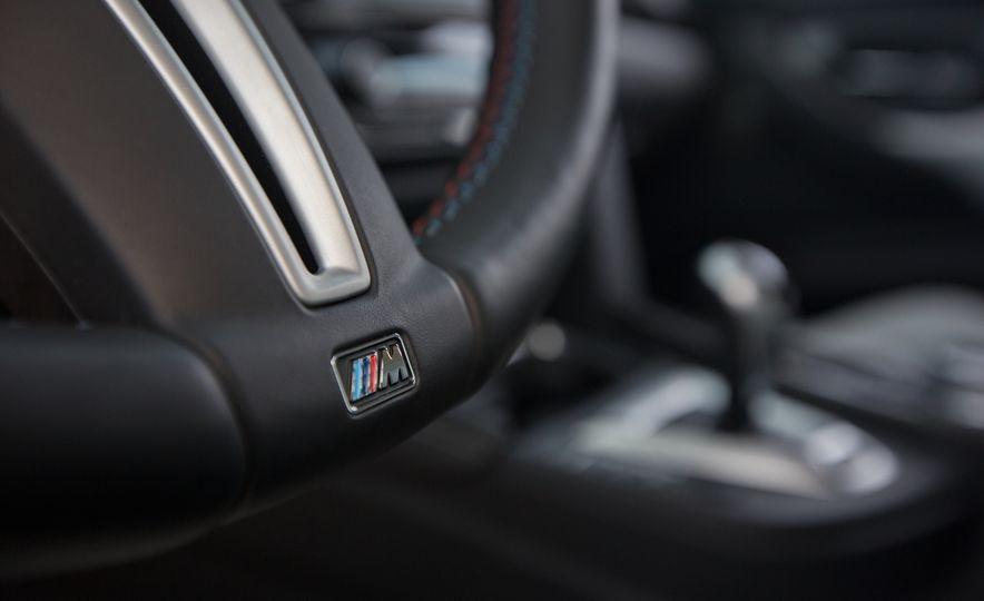 2015 Mercedes-AMG C63 S-Model, 2015 BMW M3, and 2016 Cadillac ATS-V - Slide 32