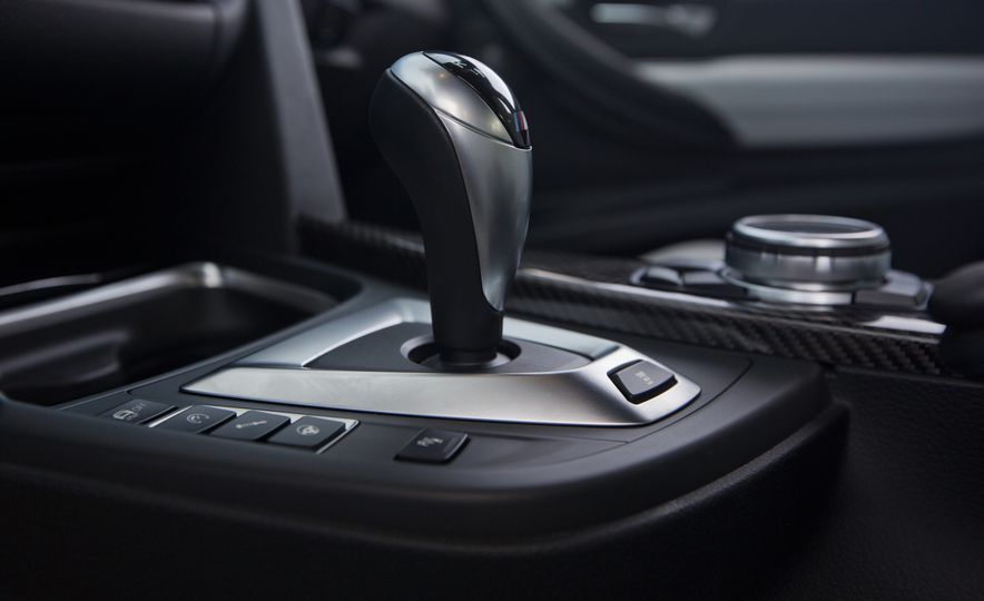 2015 Mercedes-AMG C63 S-Model, 2015 BMW M3, and 2016 Cadillac ATS-V - Slide 33