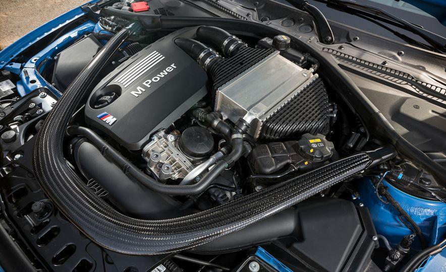 2015 Mercedes-AMG C63 S-Model, 2015 BMW M3, and 2016 Cadillac ATS-V - Slide 34