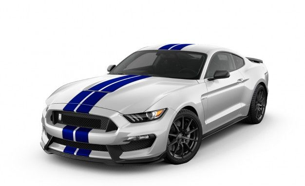 How We'd Spec It: The Classic, Everyday 526-hp 2016 Ford Mustang Shelby GT350