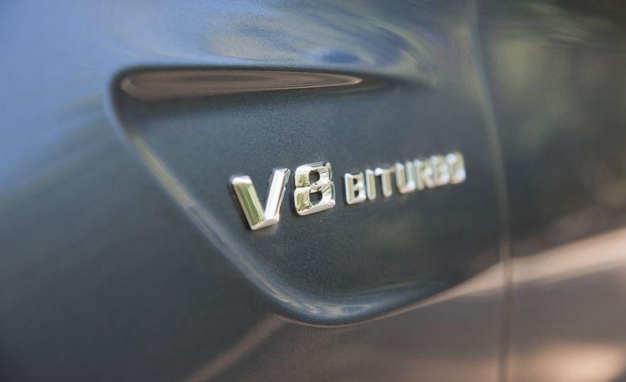 2015 Mercedes-AMG C63 S-Model, 2015 BMW M3, and 2016 Cadillac ATS-V - Slide 46