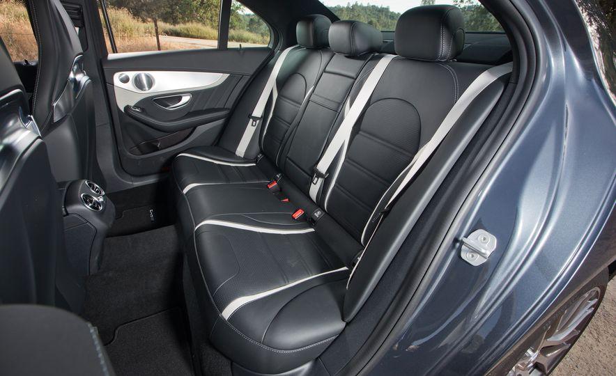 2015 Mercedes-AMG C63 S-Model, 2015 BMW M3, and 2016 Cadillac ATS-V - Slide 50
