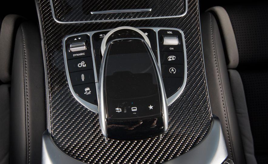 2015 Mercedes-AMG C63 S-Model, 2015 BMW M3, and 2016 Cadillac ATS-V - Slide 54