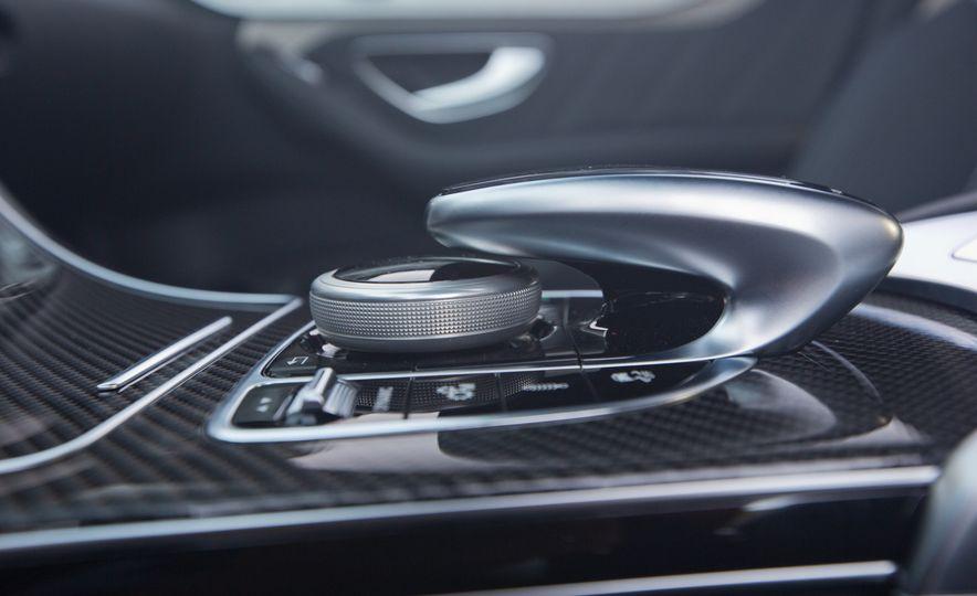2015 Mercedes-AMG C63 S-Model, 2015 BMW M3, and 2016 Cadillac ATS-V - Slide 58