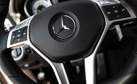 Mercedes-Benz Recalls 495,000 Cars for Accidental Airbag Deployment