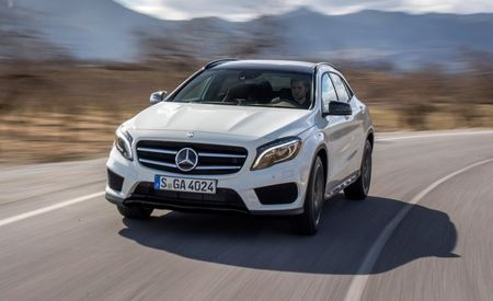 2016 Mercedes-Benz GLA-class, CLA-class Get New Options, Special Edition
