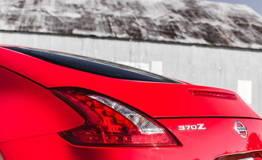 2016 Nissan 370Z - Slide 20