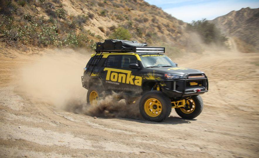 2015 Tonka Toyota 4Runner - Slide 1
