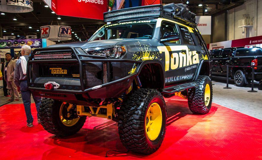 2015 Tonka Toyota 4Runner - Slide 28