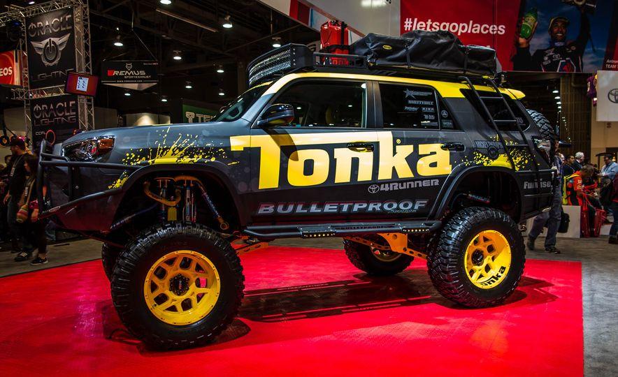 2015 Tonka Toyota 4Runner - Slide 29