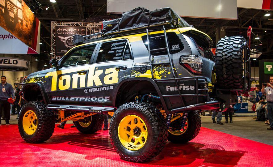 2015 Tonka Toyota 4Runner - Slide 30