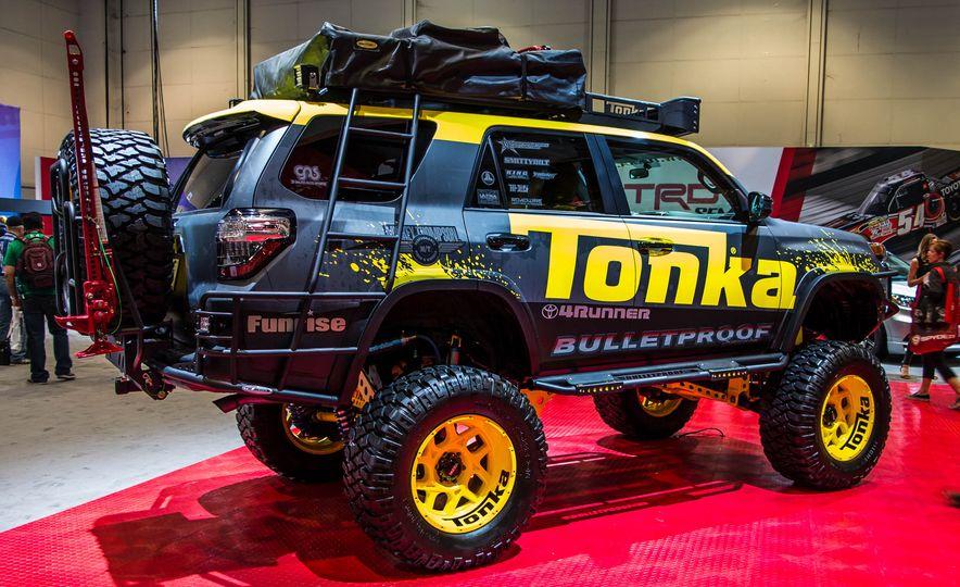 2015 Tonka Toyota 4Runner - Slide 31