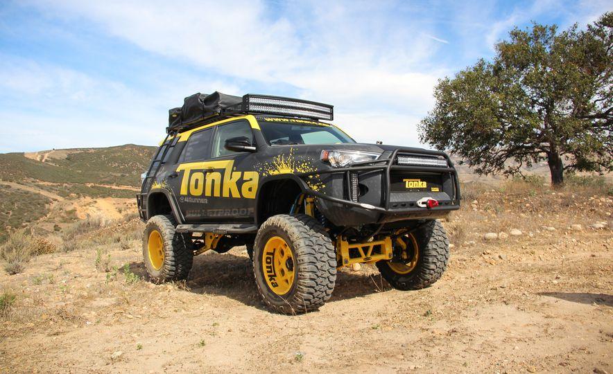 2015 Tonka Toyota 4Runner - Slide 6