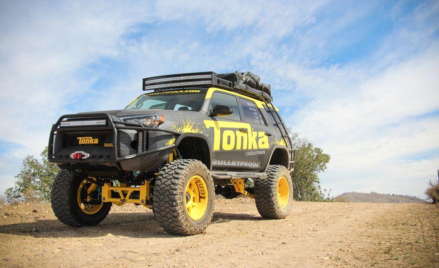 2015 Tonka Toyota 4Runner - Slide 8