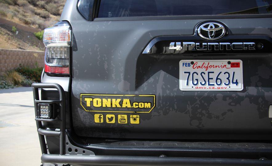2015 Tonka Toyota 4Runner - Slide 21