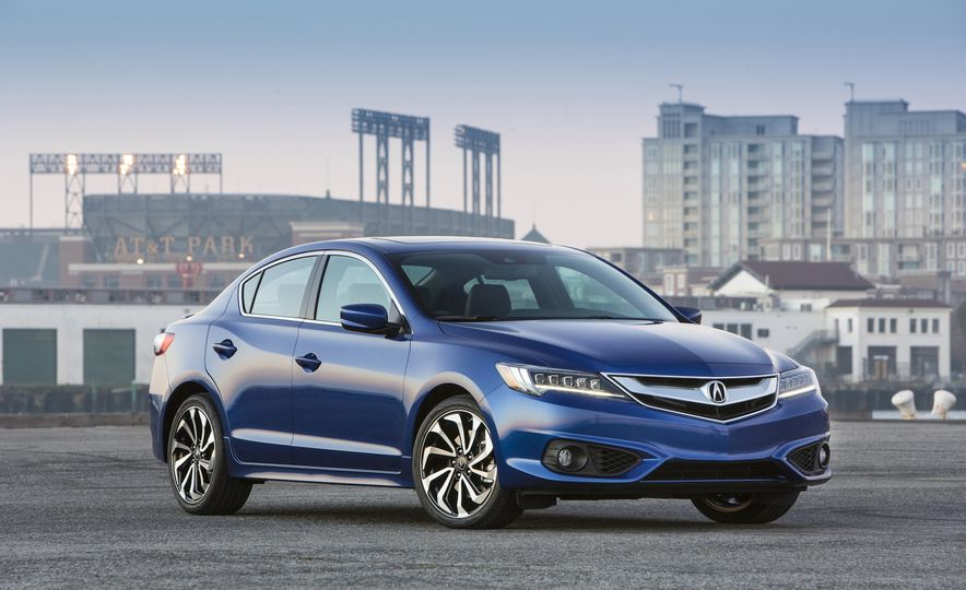 2016 Acura ILX A-Spec - Slide 1