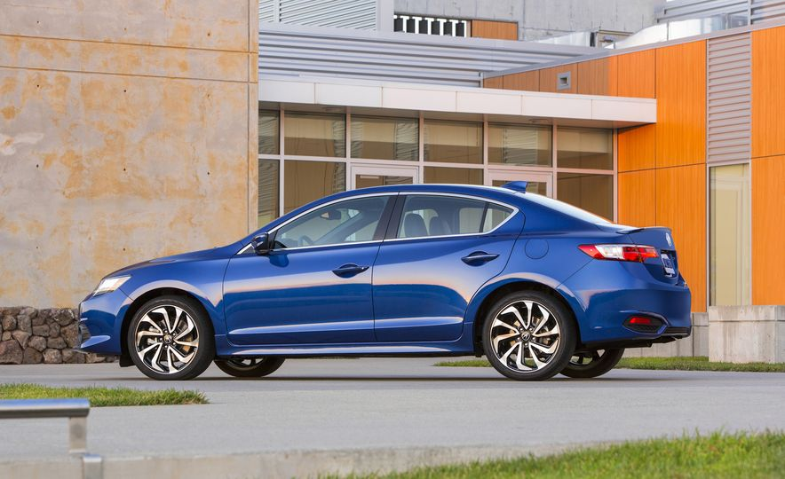 2016 Acura ILX A-Spec - Slide 2
