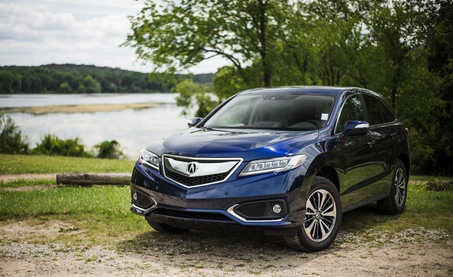 2016 Acura ILX A-Spec - Slide 11