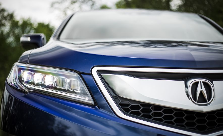 2016 Acura RDX - Slide 16