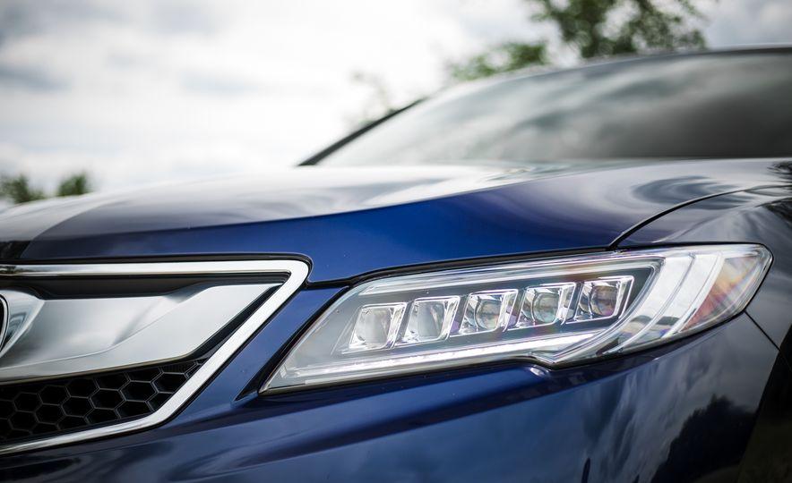 2016 Acura RDX - Slide 17