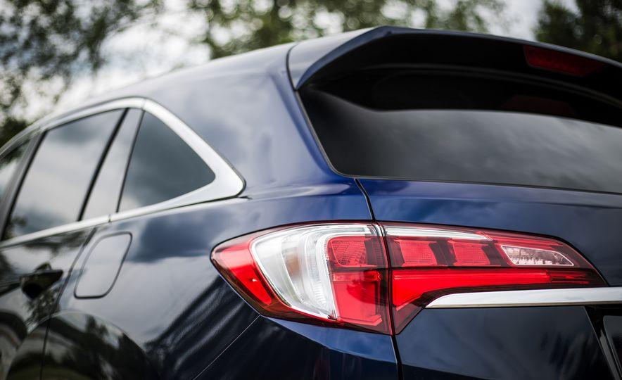 2016 Acura RDX - Slide 19